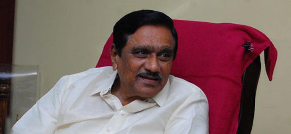 BJP is Brokers of Jagan and Pawan: KE