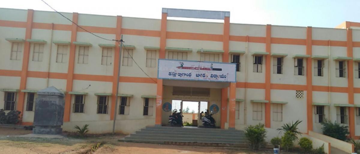 3.46 crore released to build academic blocks in KGBVs
