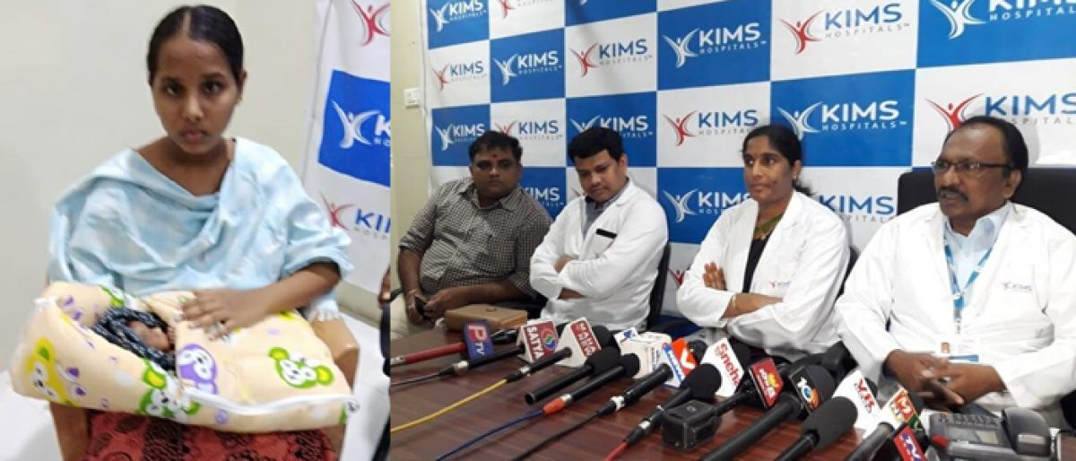 KIMS Hospital Ongole excels in neonatal care
