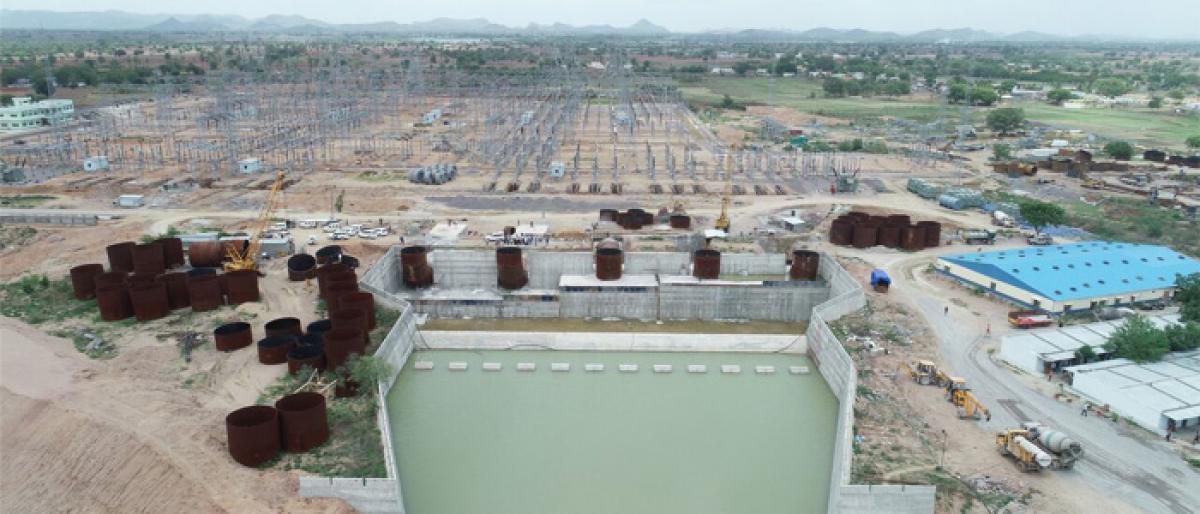 Kaleshwaram water to flow from August