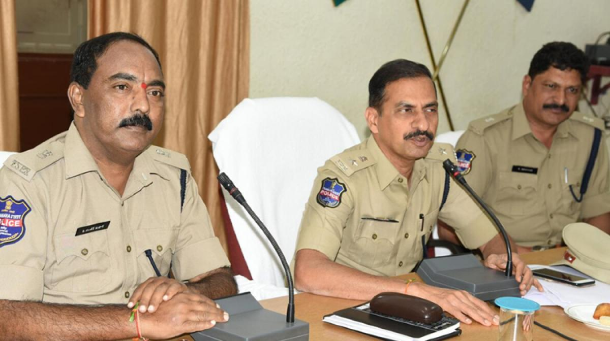 Create fear among criminals by cracking down cases fast: CP