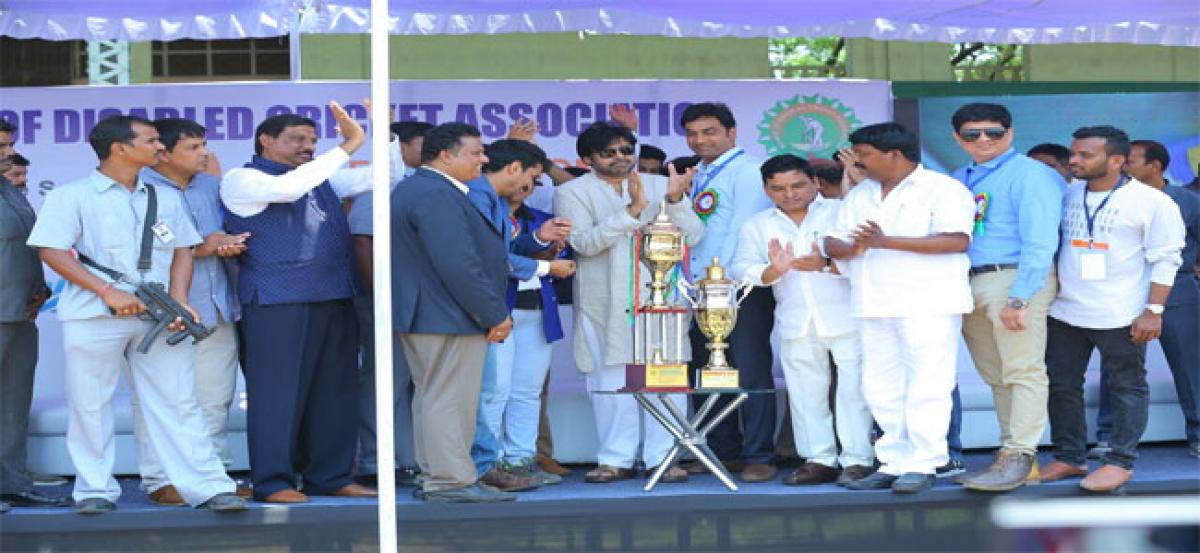 Striving for all round development of Telangana