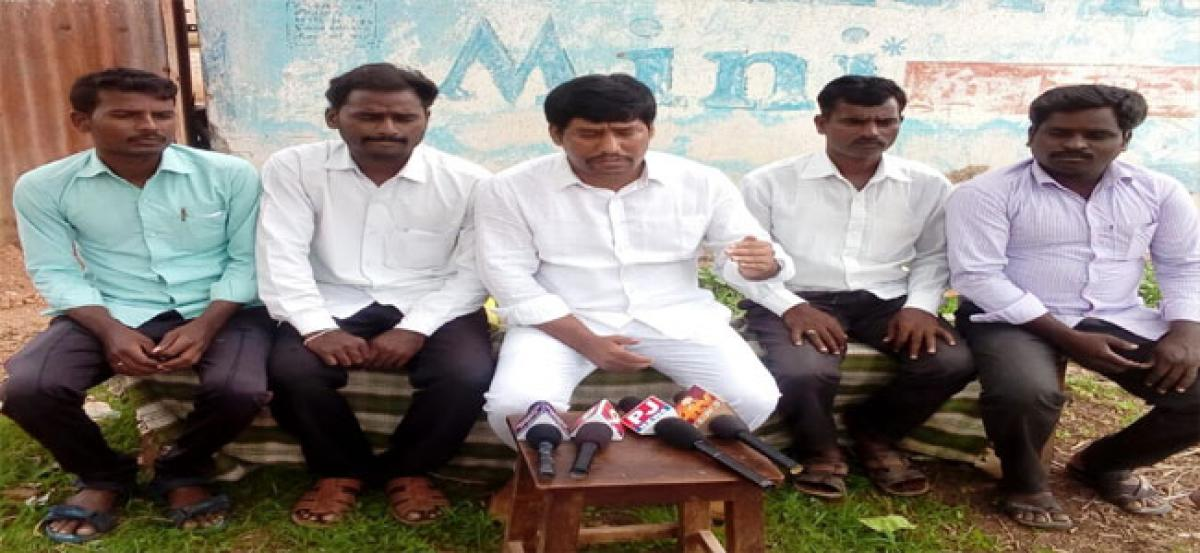 TRS leaders creating hurdle in setting up jr college: Congress