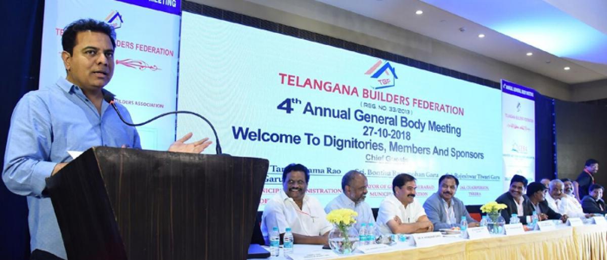 TBF seeks more time for RERA registration