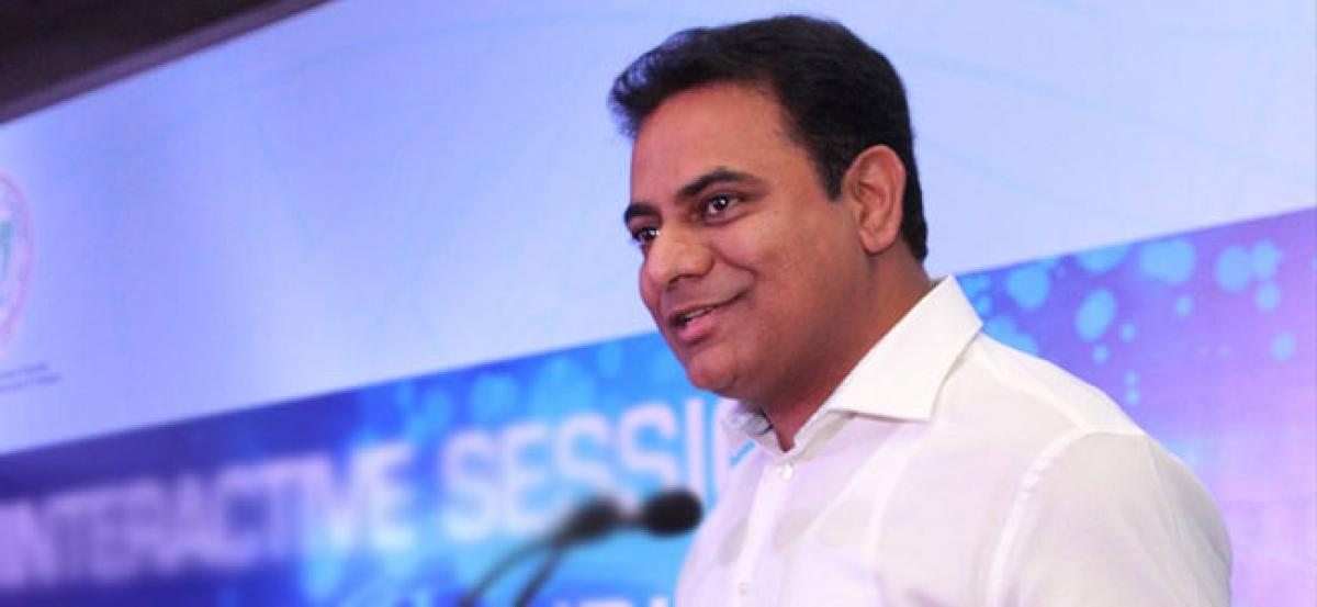 Will quit politics if TRS does not come to power - KTR