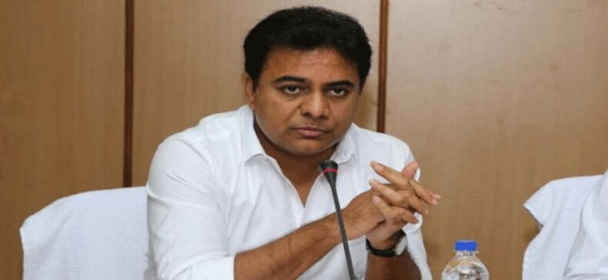 No increase in property tax in merged villages: KTR