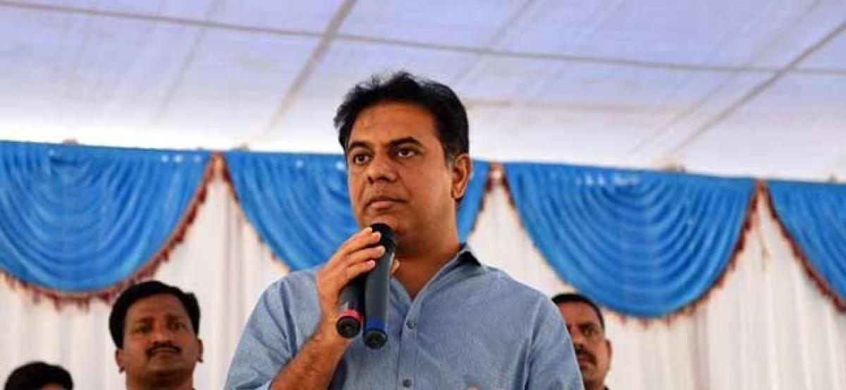 KTR clarifies TRS alliance with other parties