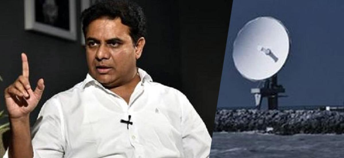 Communications satellite exclusively for Telangana proposed