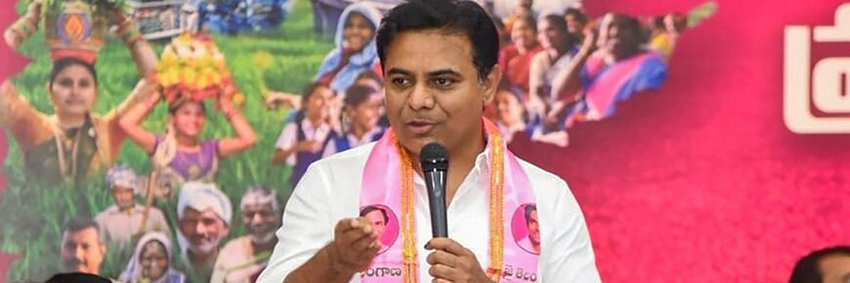KCR appoints KTR as working president of TRS. What does it signify?