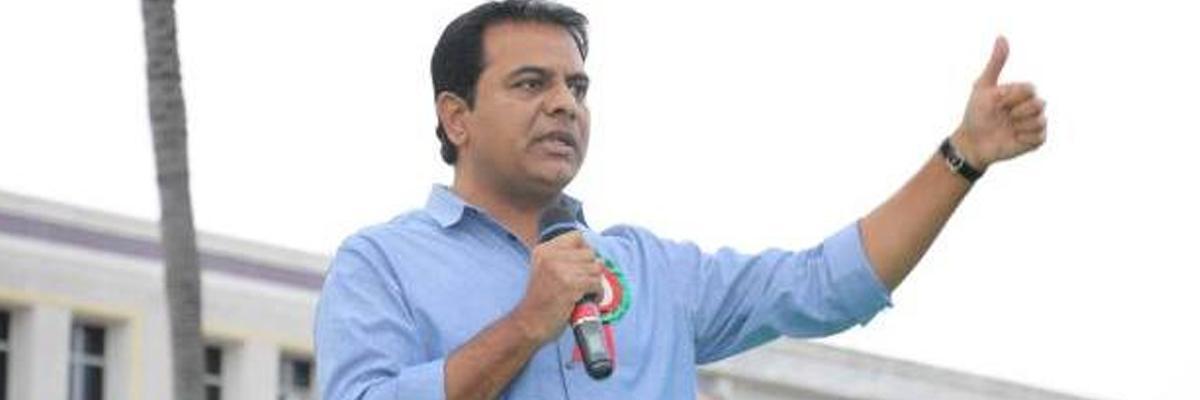 Telangana Elections 2018: Will intervene in Andhra Politics: KTR