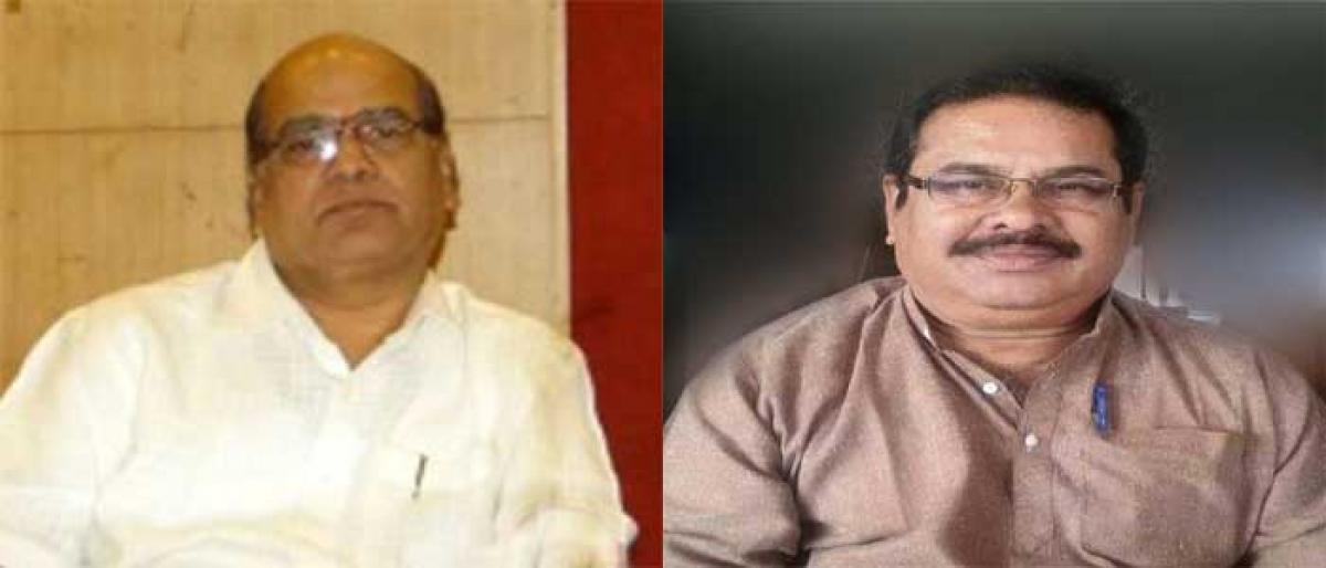 Retired Prof elected as Sahrudaya president