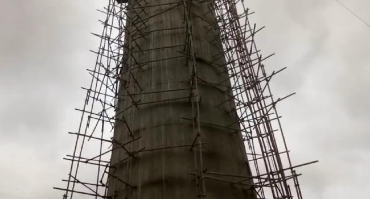 Mission Bhagiratha takes labourer's life
