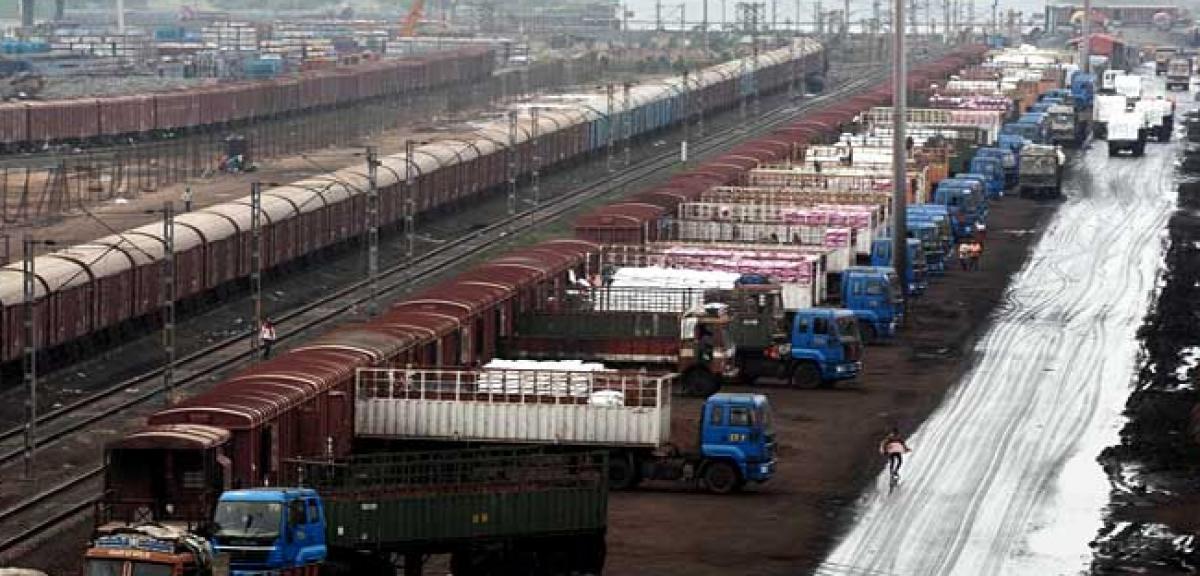 Krishnapatnam Railway Company Ltd to getRs 125 crfrom Sagarmala Development CompanyLtd