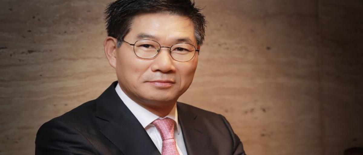 Kookhyun Shim new MD & CEO at Kia Motors