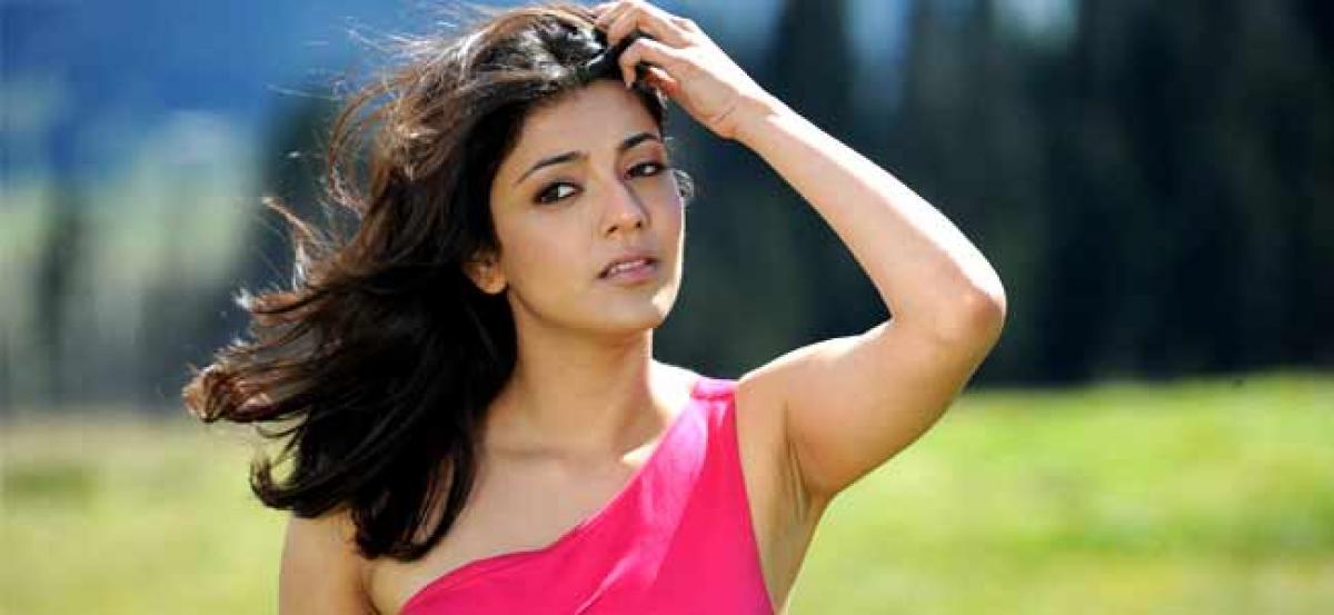 Kajal to romance another medium range hero?