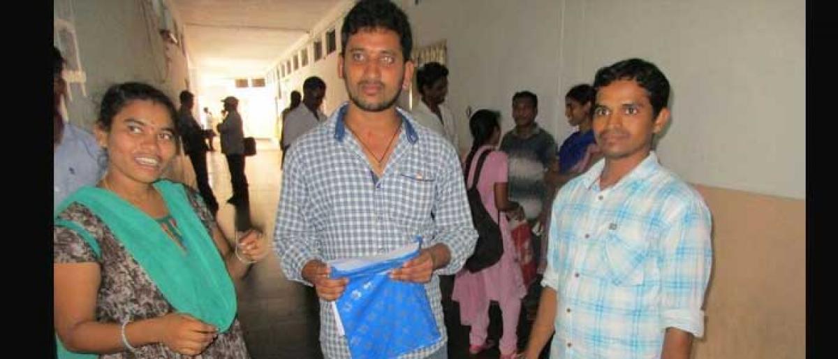 Kalyana Lakshmi yet to reach beneficiaries