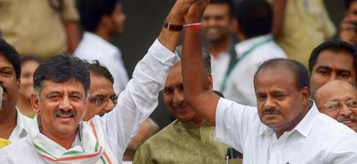 Karnataka rejected BJP's 'jumlas', says Congress after winning civic polls