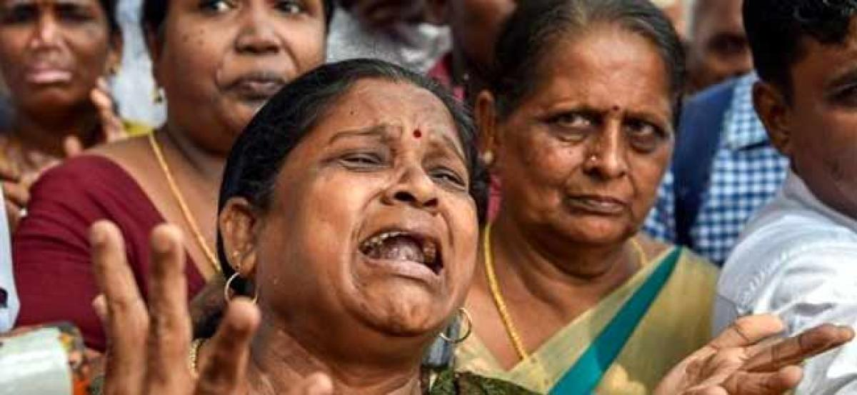 Give us our thalaiva back: Karunanidhi supporters wait in vigil at hospital