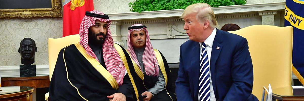In rebuke to Trump, US Senate blames Saudi prince for Khashoggi's murder