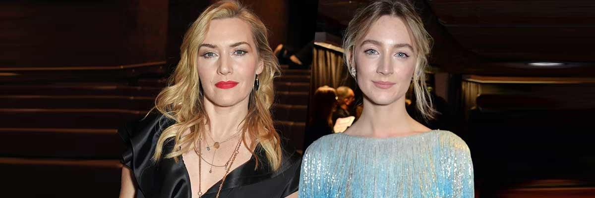 Kate Winslet, Saoirse Ronan to star in 'Ammonite