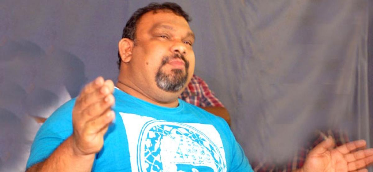 Kathi Mahesh Approaches High Court Against His Externment