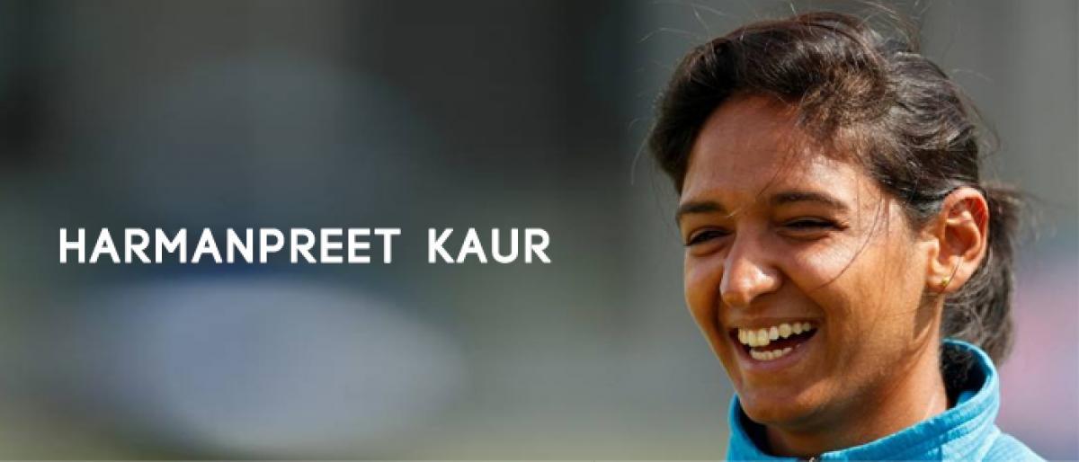 Harmanpreet Kaur back as captain at 6th International Cricket Council Womens World Twenty20