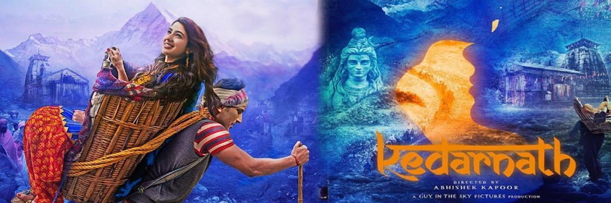 Screening of Kedarnath banned in 7 districts of Uttarakhand