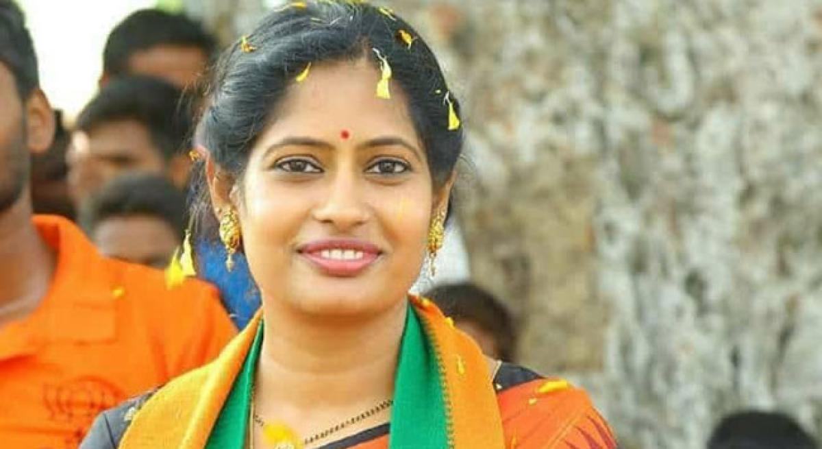 Keerthi, a young turk in politics