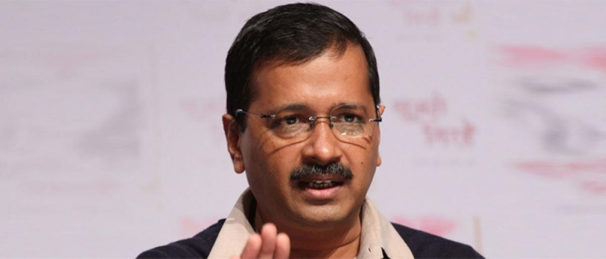 Kejriwal, 7 others acquitted in 2014 LS poll rally case