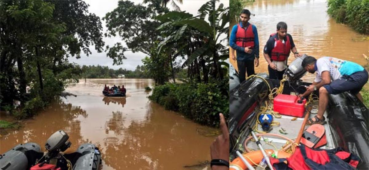 Kerala rains: All shutters of Idukki dam opened