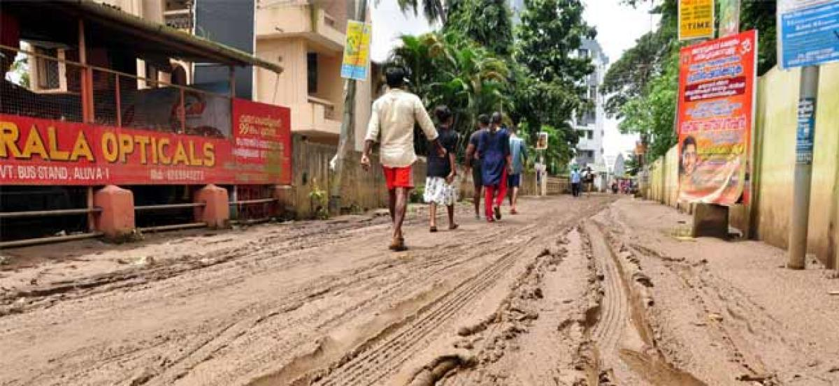 A fresh start: Life in Kerala being restored to normalcy
