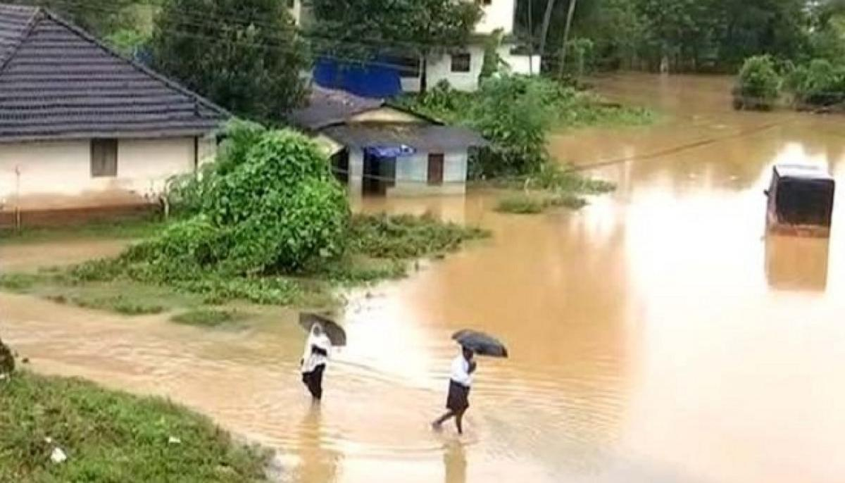 Torrential downpour claims 37 lives in Kerala