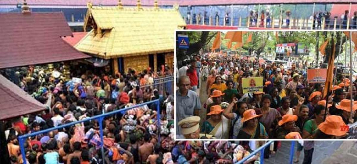 Kerala shutdown called by Hindu groups largely peaceful