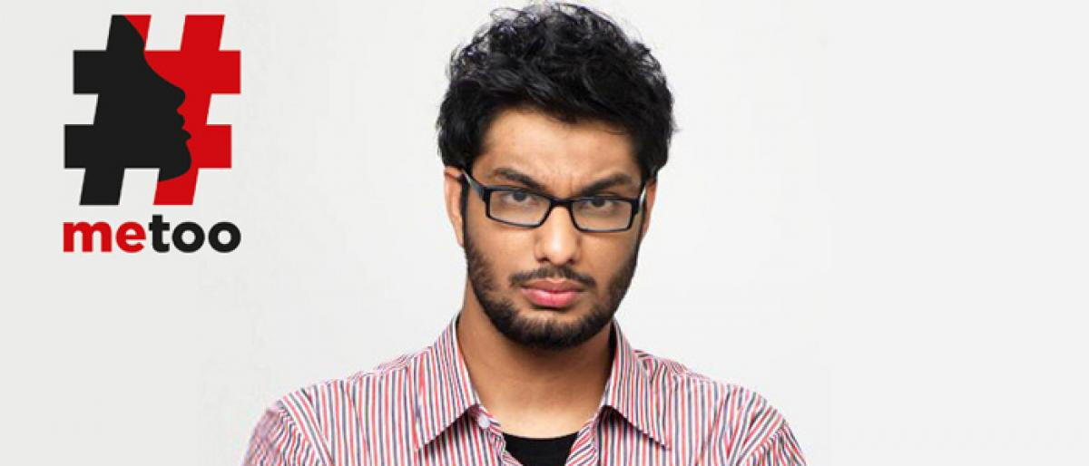 #MeToo: Gursimran Khamba dropped from Amazon show after sexual misconduct claims
