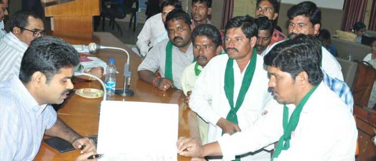 Stop open mining in Sattupalli JVR open cast-1, demands LHPS