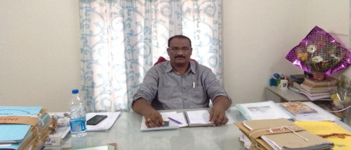 Khammam warms up for gram panchayat polls
