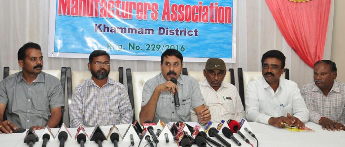 DWMA demands action against illegal water plants