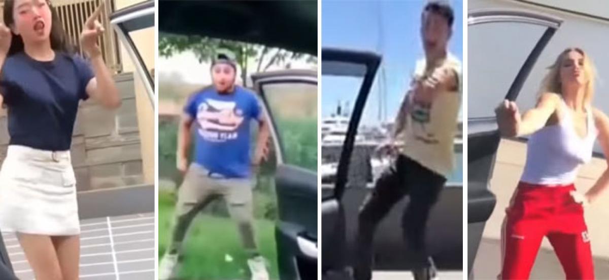 Kiki Challenge on bullock cart; video goes viral