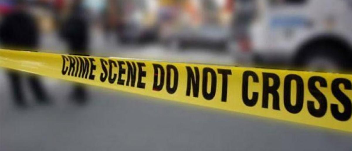 Man hacked to death in Vizag