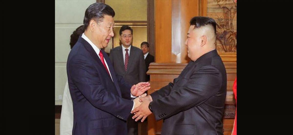 Economic bonhomie strengthens between China and North Korea