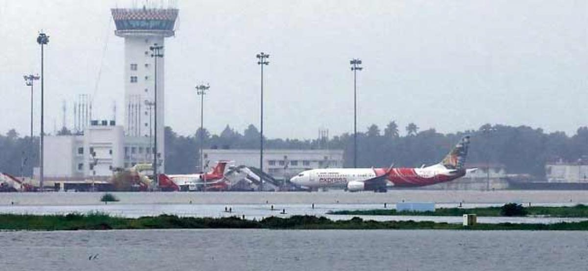Kochi airport to resume full-scale operations from August 29
