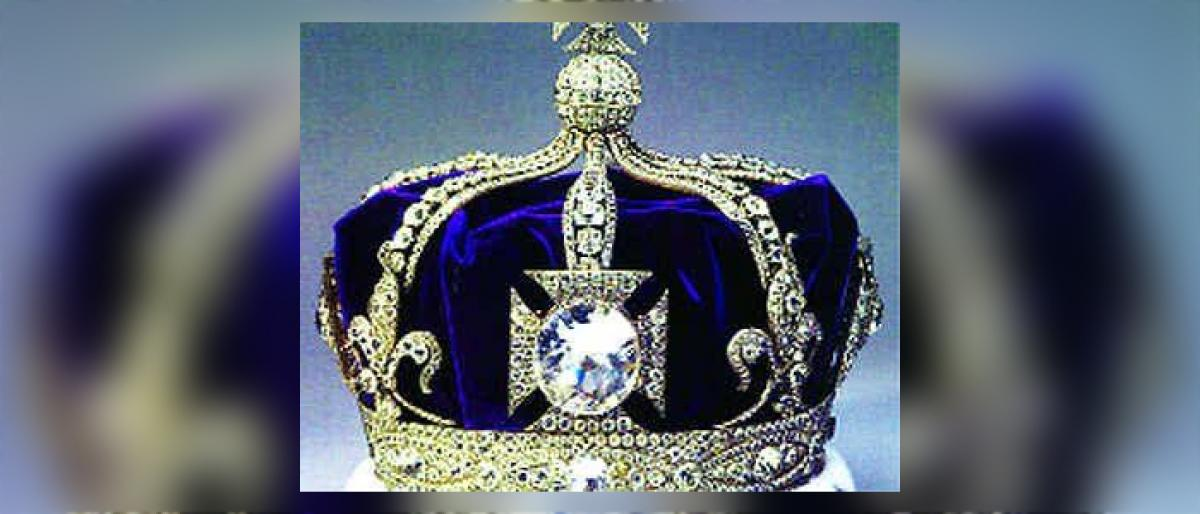 Was Kohinoor grabbed or gifted?
