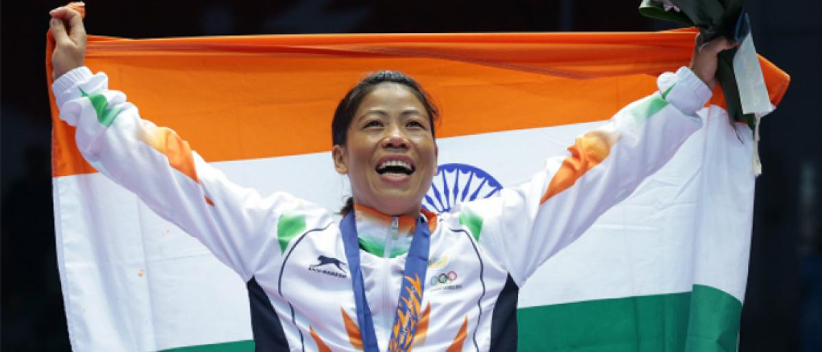 Mary Kom to spearhead