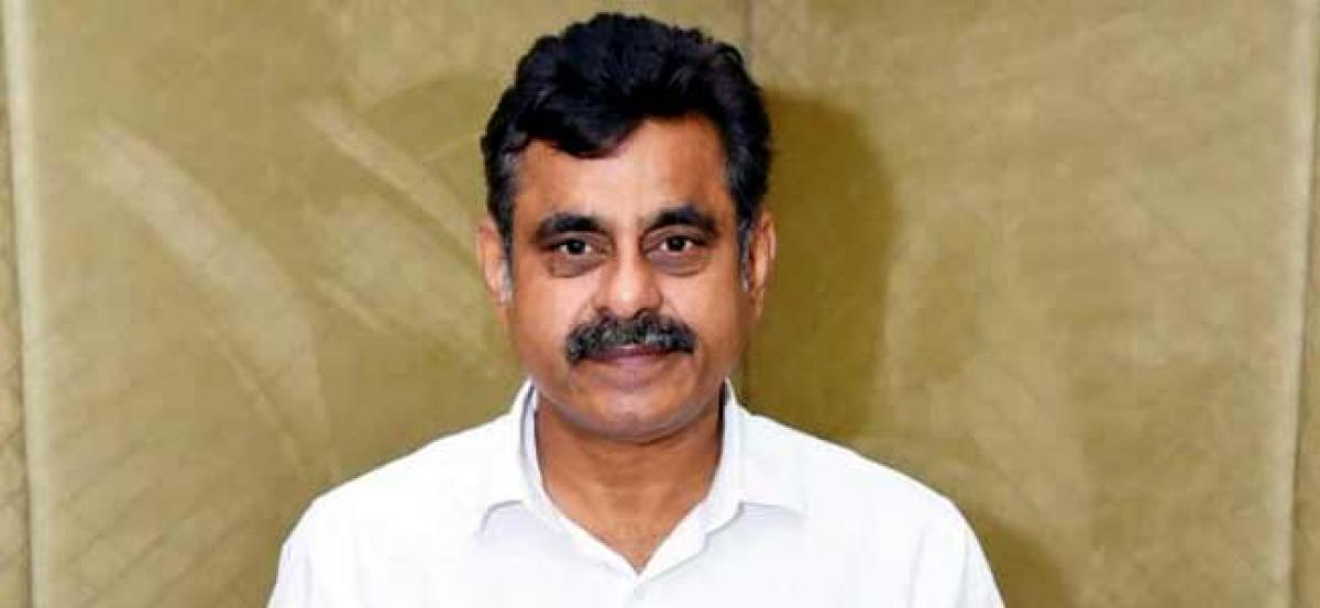 Chevella MP Konda Vishweshwar Reddy resigned from TRS