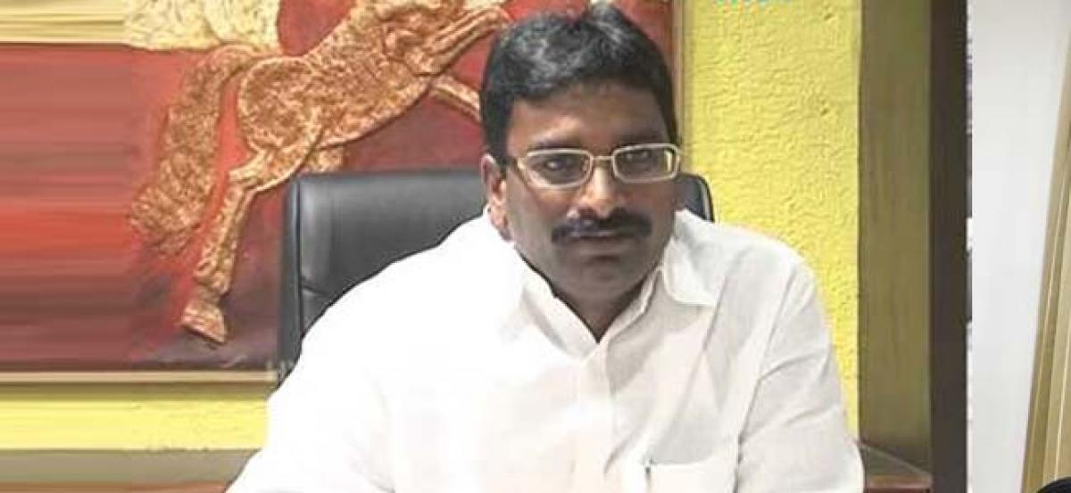 AP Cong Senior Leader Set To Join TDP On September 6