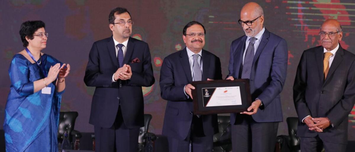 Nava Bharat bags CII-ITC Award