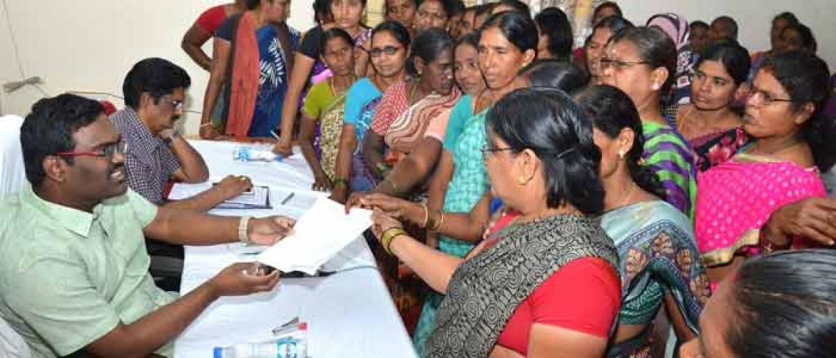Farmers pour out woes during Grievance Day