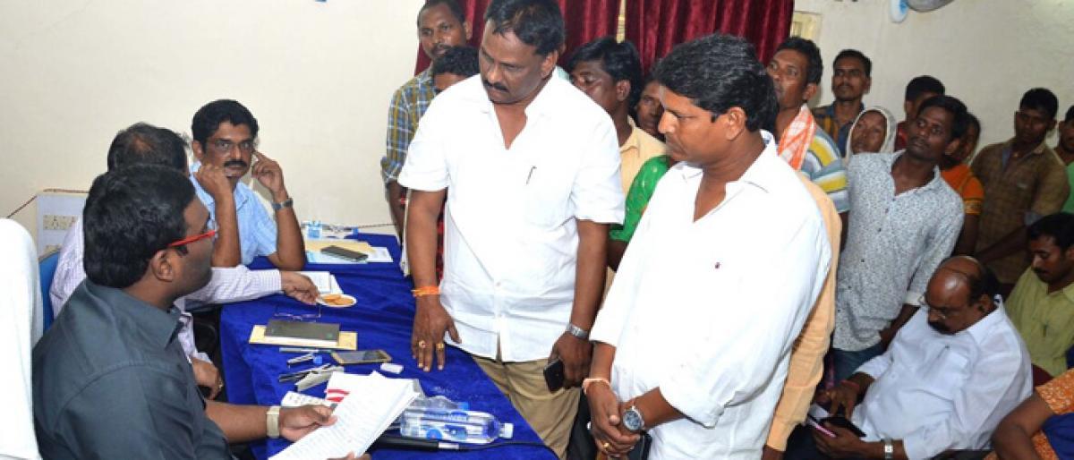 Get ready for Rythu Bandhu programme