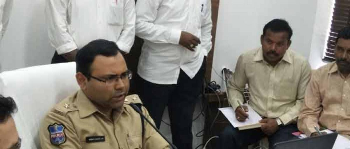 SP calls for clearing of pending cases