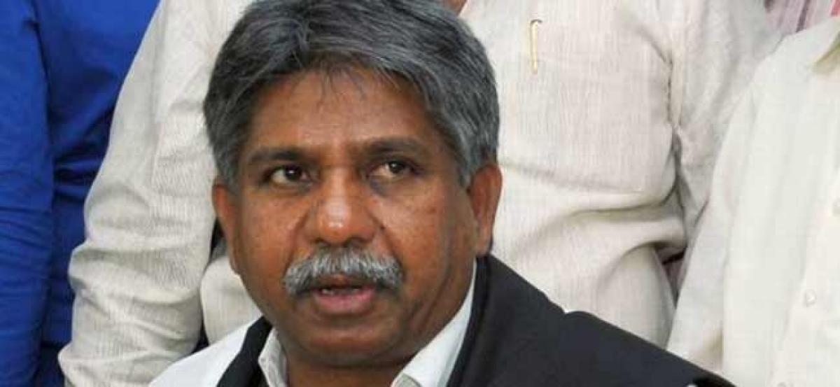 MRPS demands release of Krishna Madiga